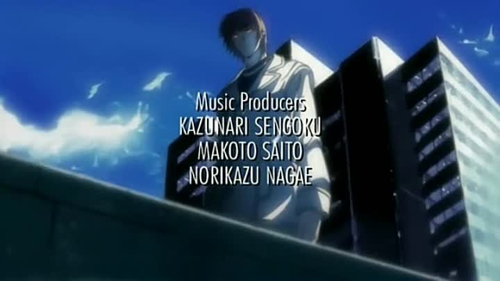 Death Note Opening 2 - from Alejandro