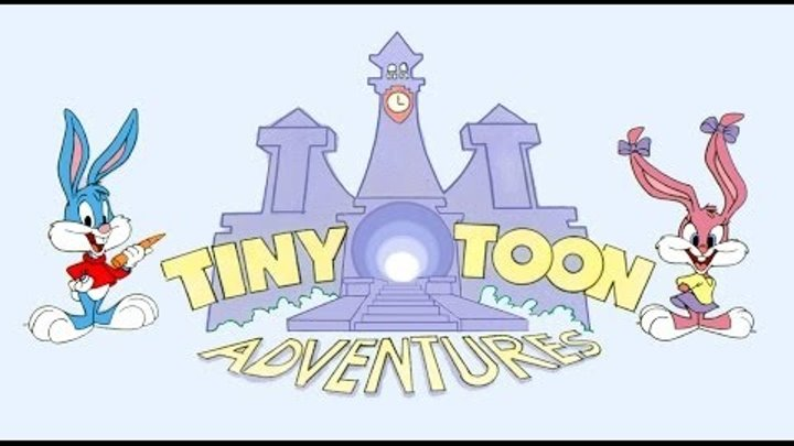 Стрим Tiny Toon Adventures 2 (NES) Прохождение