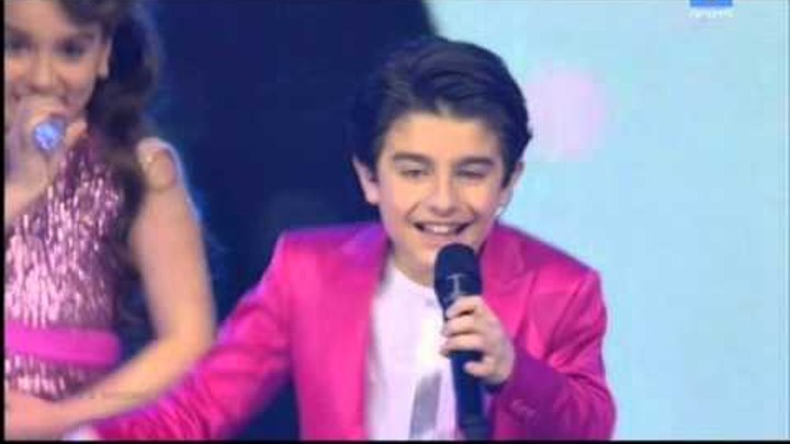 Junior Eurovision Song Contest 2015 - Armenia - Mika - Love