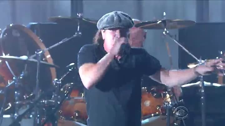 AC/DC - Live At 57th Grammys Awards, Feb 8th, '15
