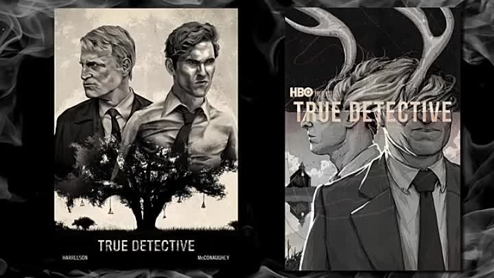 True Detective - Настоящий детектив - Far From Any Road (русский кавер)