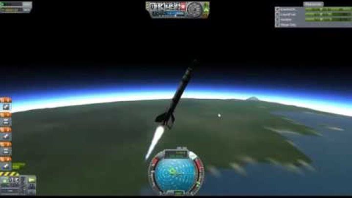 Lets Play KERBAL SPACE PROGRAM P1 - Into The Abyss
