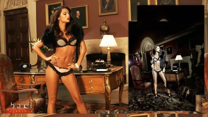 Baci Lingerie - Black Label Collection