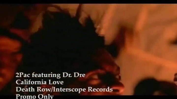 2Pac ft Dr.Dre - California Love (Official Video)