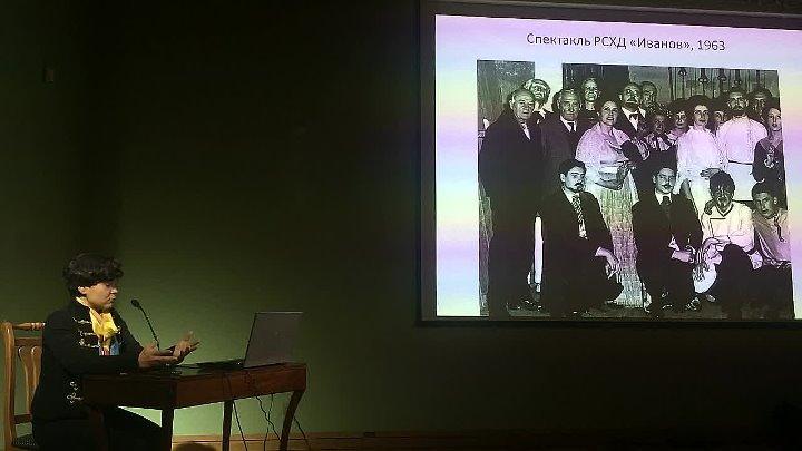 Фестиваль «Весь день - театр». Историк моды Ольга Хорошилова читает лекцию «Мадемуазель Мари». #культурнаявесна
