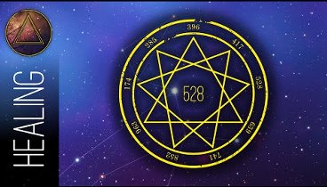528 Hz Solfeggio Frequencies - Miracle Tone HEALING