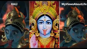 I, Pet Goat II - Hindu Goddess Kali references, Time, Tongue