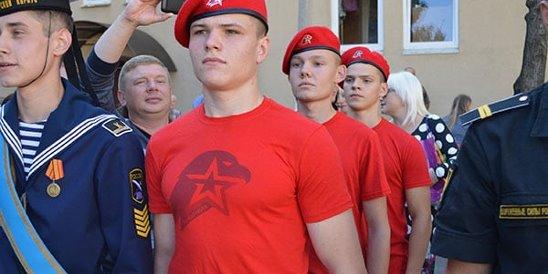 Калининградские юнармейцы посетят Курск