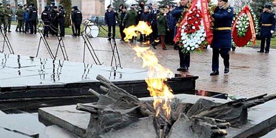 В Курске отметят День Неизвестного солдата