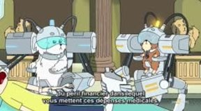 rick and morty s02e04 vostfr
