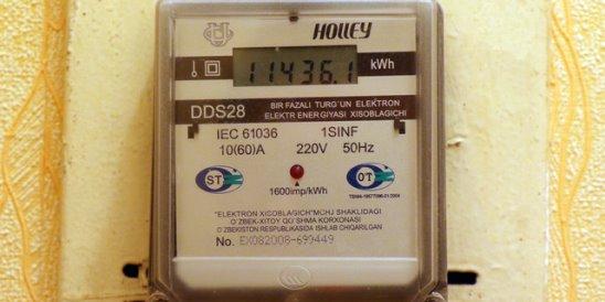 Тарифы на электроэнергию в Узбекистане с 15 июля 2017